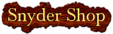 SnyderShop